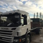 Scania Chassie.storage small photo Cab 002